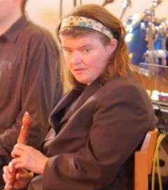 Bild von Katrin Hopfe, Klavier, Blockflöte